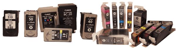 Originalpatronen Canon